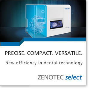 Zenotec select – New efficiency in dental technology
